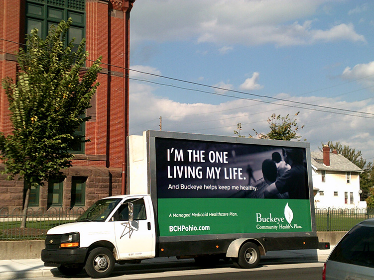 Mobile Billboard Advertising in Ohio