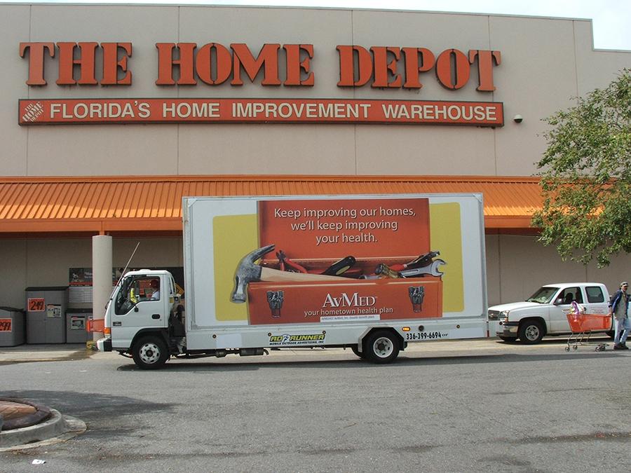 Mobile Billboard Advertising in Jacksonville, FL