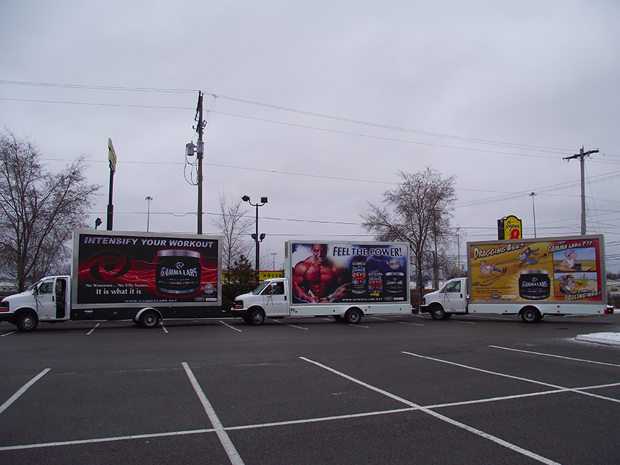 Mobile Billboard Advertising in Columbus, OH