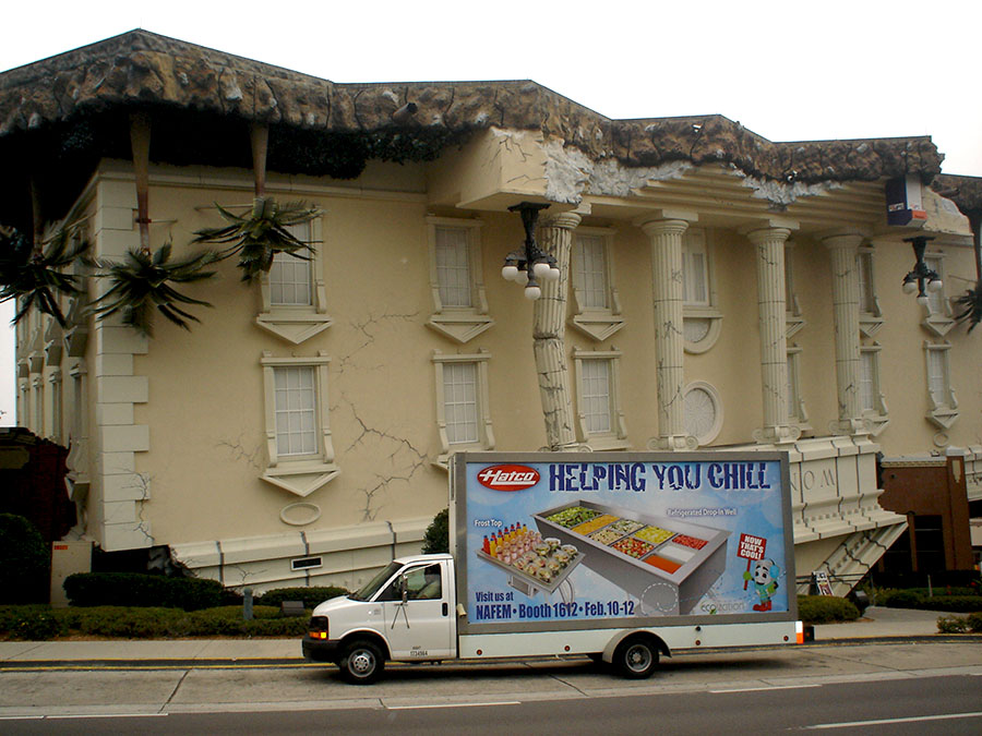Mobile Billboard Advertising in Orlando, FL