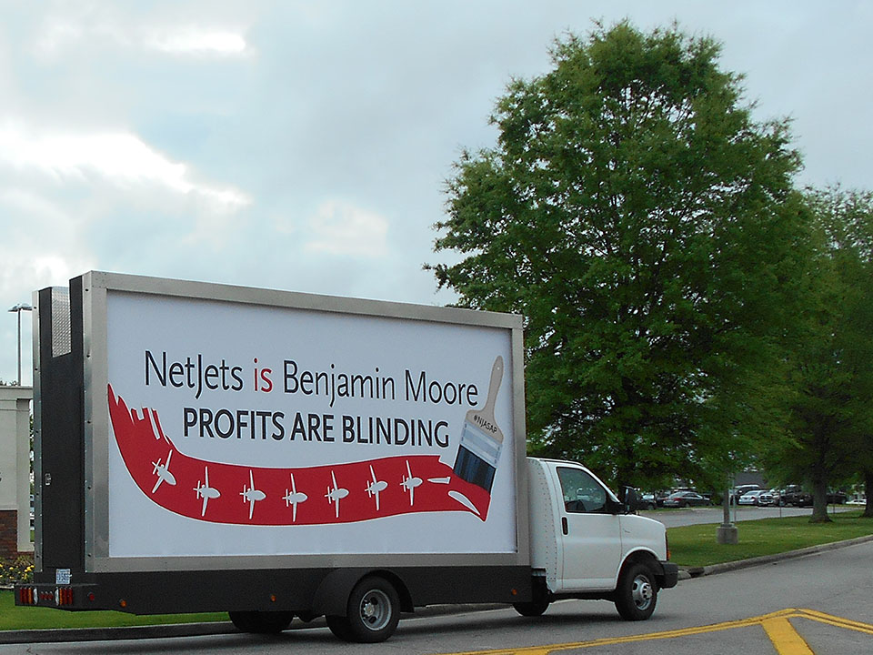 Mobile Billboard Advertising in St. Louis, MO