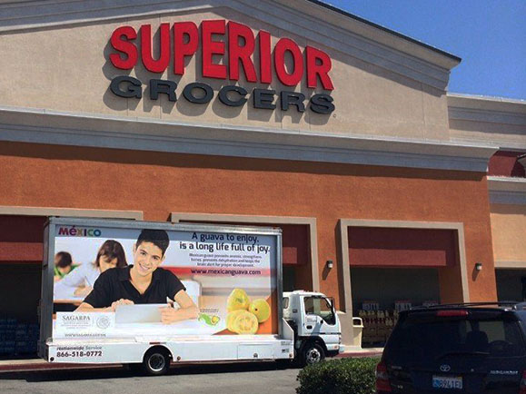 Mobile Billboard Advertising in Sacramento / Stockton / Modesto,CA