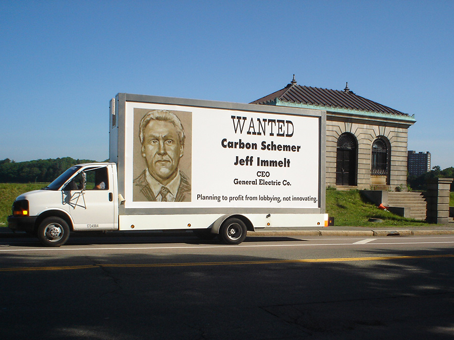 Mobile Billboard Advertising in Massachusetts