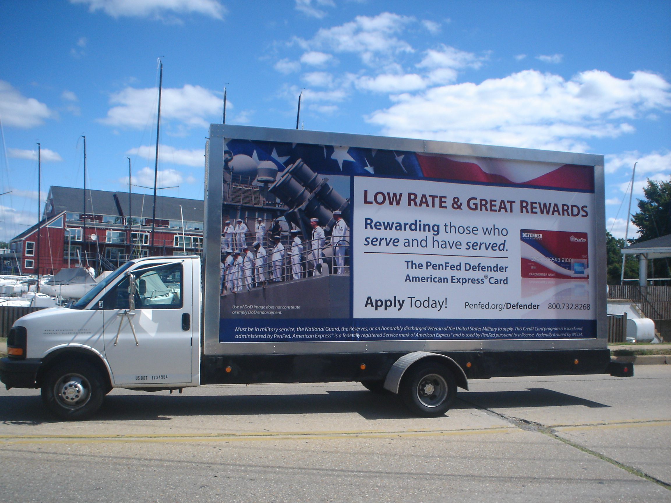 Mobile Billboard Advertising in Norfolk / Virginia Beach, VA