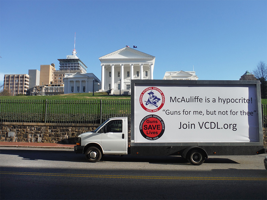 Mobile Billboard Advertising in Virginia