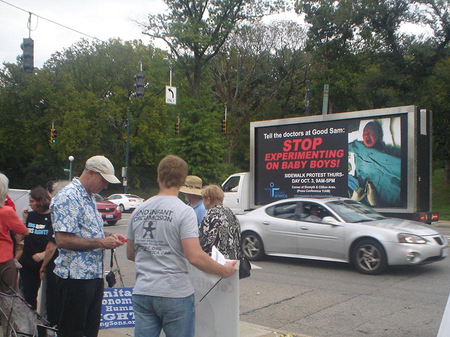 Mobile Billboard Advertising in Oregon