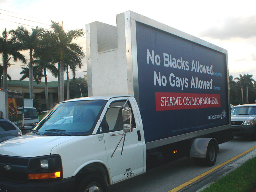 Mobile Billboard Advertising in South Carolina