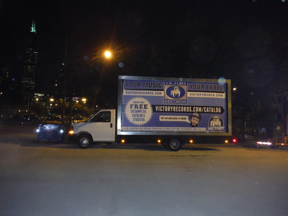 Mobile Billboard Advertising in Illinois