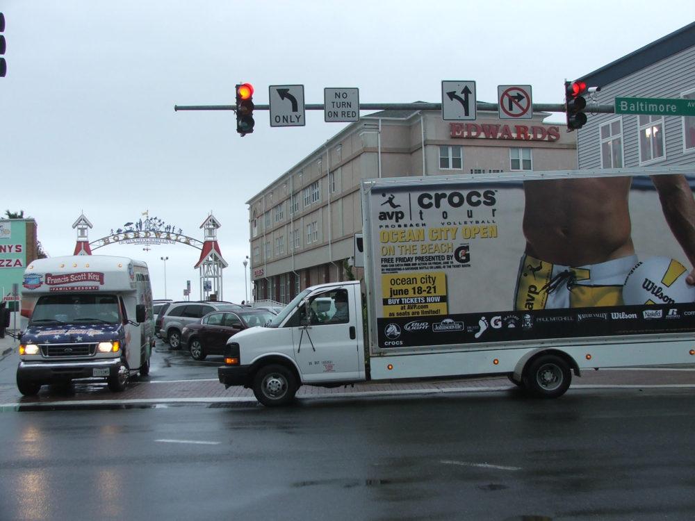 Mobile Billboard Advertising in Maryland