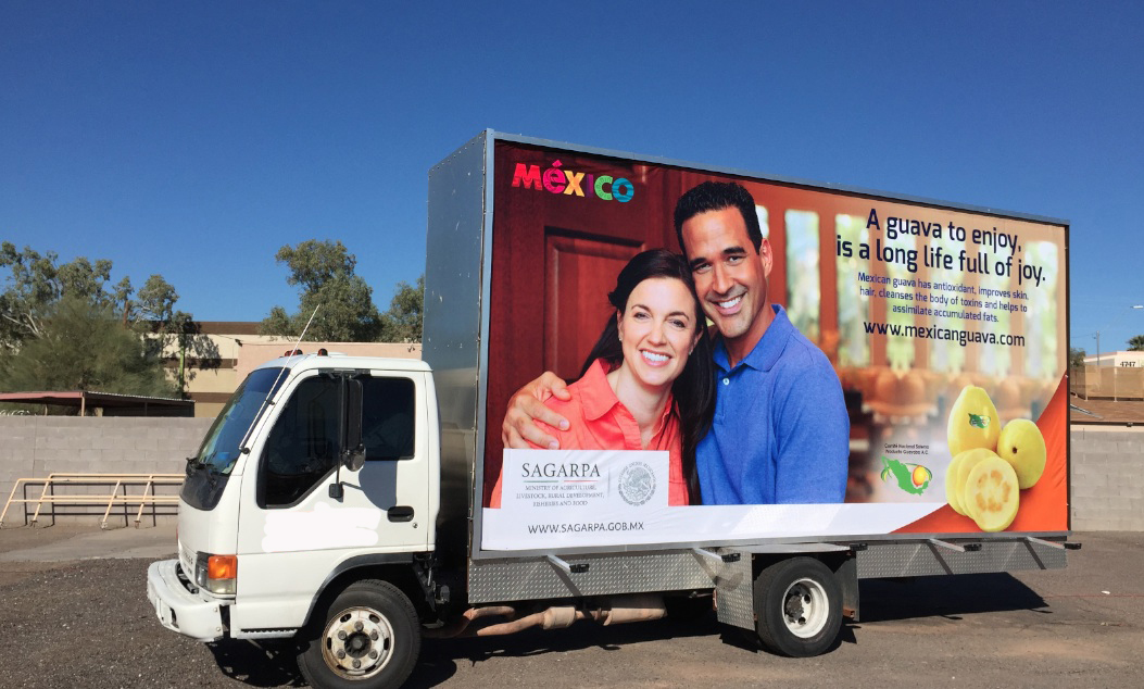 Mobile Billboard Advertising in Nevada