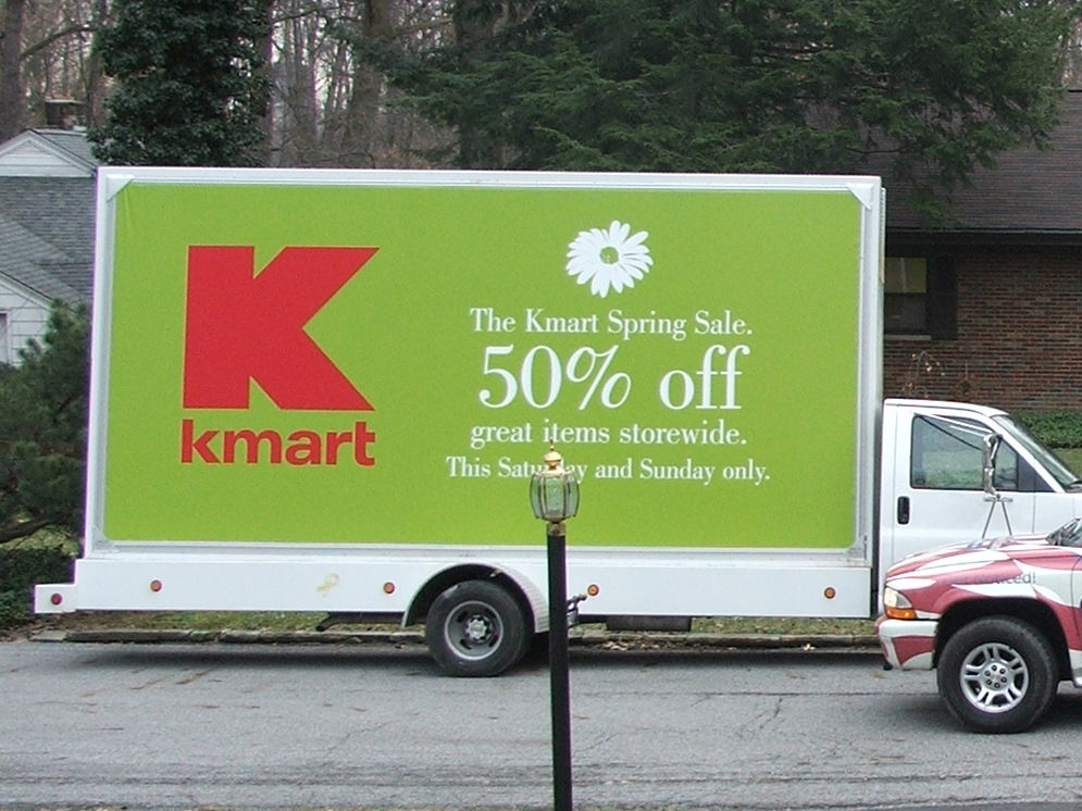 Mobile Billboard Advertising in Vermont