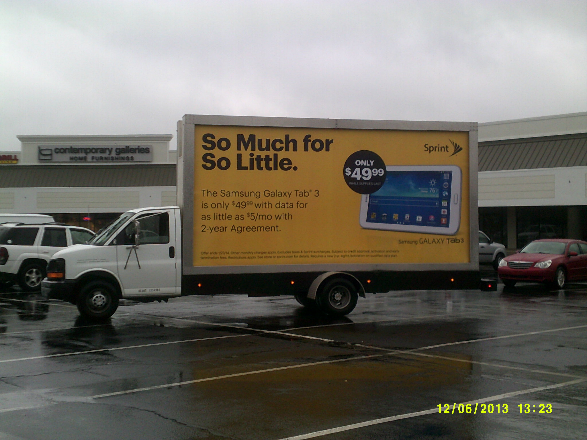 Mobile Billboard Advertising in Springfield, MA