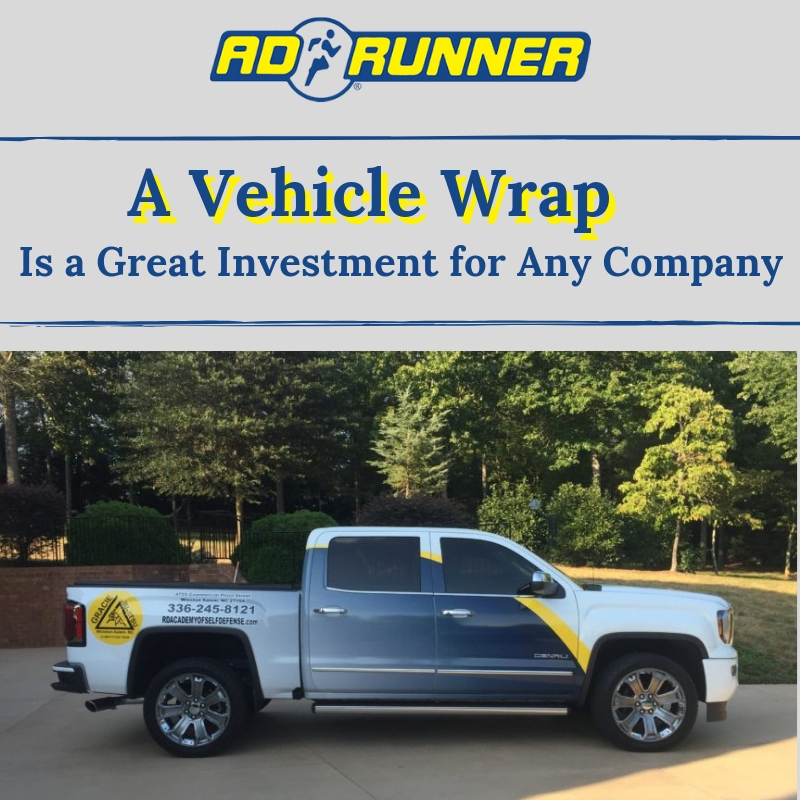 A New Vehicle Wrap
