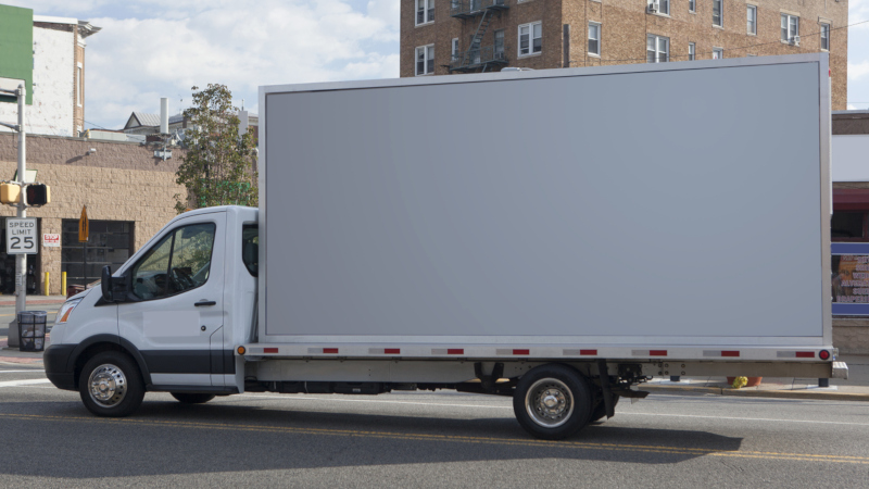 you might want to try mobile billboard truck advertising