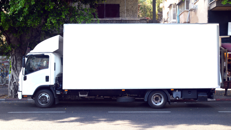 Mobile advertising trucks are essentially mobile billboards