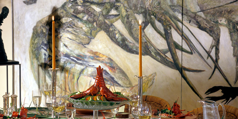 A Great Décor Idea for Your Restaurant: Wall Mural Printing!